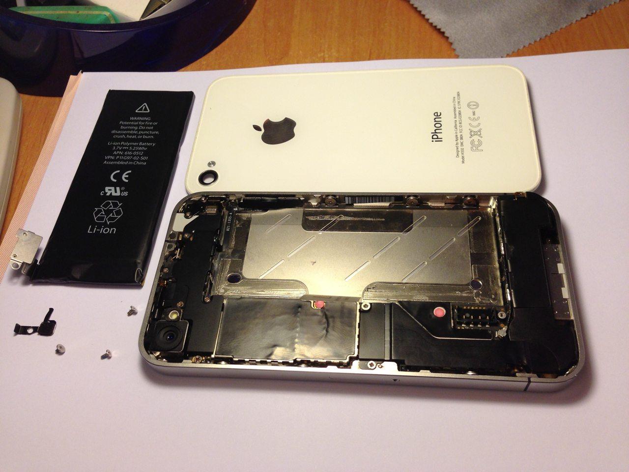 Vamos reparar o iPhone 4