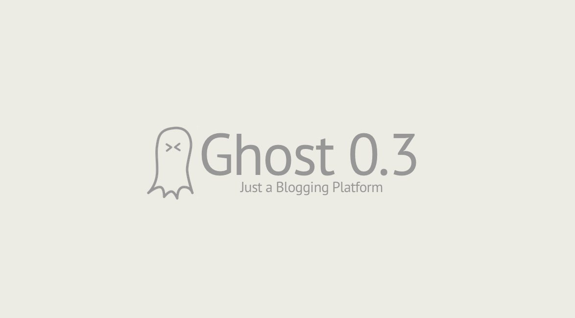Ghost A Nova Plataforma
