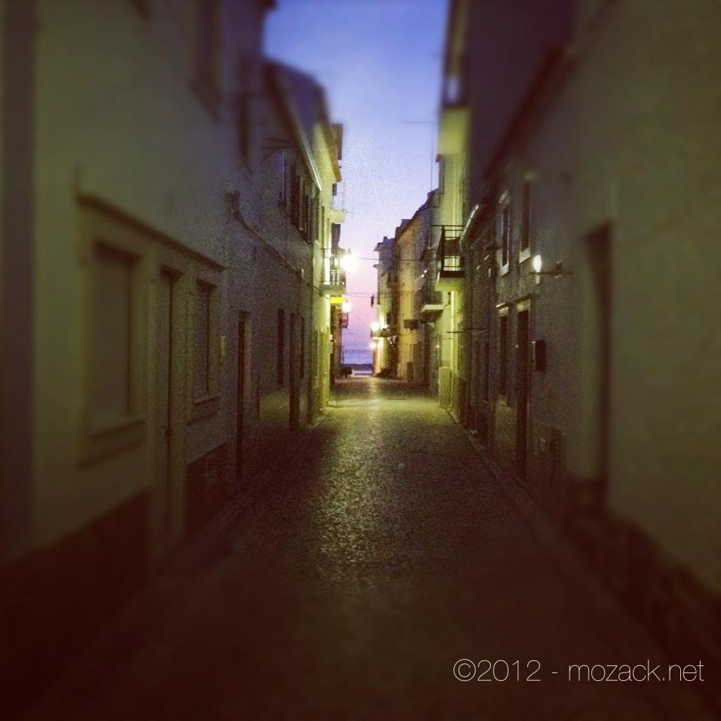 Nazaré – The Village